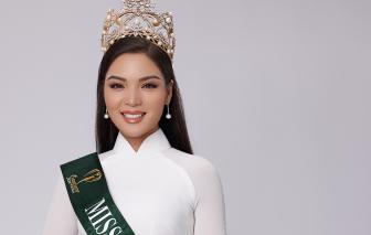 Lý do người đẹp Vân Anh đại diện Việt Nam dự thi Hoa hậu Trái Đất 2021?