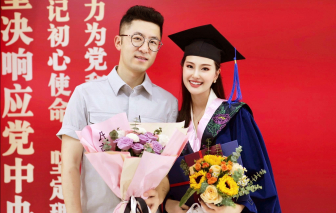 Cô sinh viên Việt đốn tim thầy giáo Trung Quốc