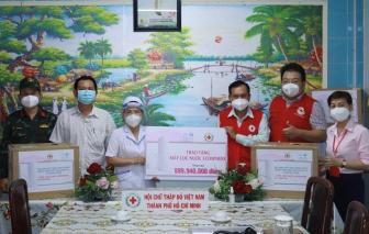 Nu Skin Việt Nam đóng góp hơn 1 tỷ đồng - Tiếp sức cho tuyến đầu chống dịch