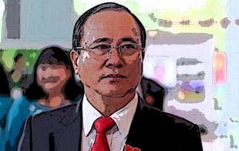 Trả hồ sơ điều tra vụ nguyên Bí thư Tỉnh ủy Bình Dương Trần Văn Nam