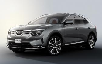 VinFast công bố 2 mẫu xe điện mới tại Los Angeles Auto Show 2021