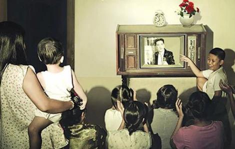 """""""Cái truyền hình"""" thuở ấy"""