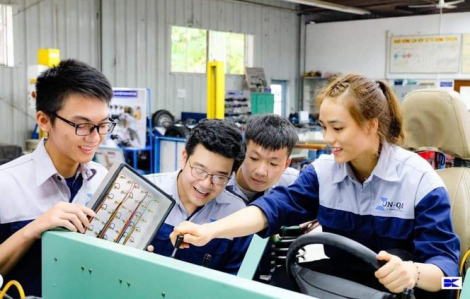 Trường đại học đầu tiên tại TPHCM cho sinh viên học tập trung