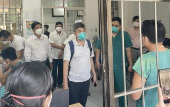 Bác sĩ TPHCM lên đường hỗ trợ chống dịch tại Ninh Thuận, Cà Mau