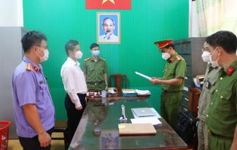 Bắt tạm giam Giám đốc và nguyên Giám đốc Trung tâm giáo dục thường xuyên tỉnh Bình Phước