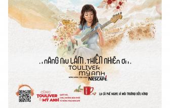 NESCAFÉ hợp tác cùng Touliver và Mỹ Anh ra mắt album ca nhạc