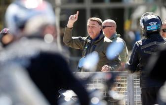 Nghị viện Brazil kiến nghị cáo buộc Tổng thống Bolsonaro với 11 tội danh
