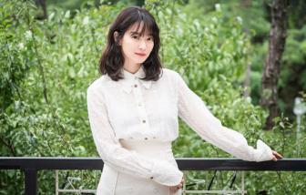 Nữ diễn viên Shin Min Ah nhận được bằng khen của Tổng thống