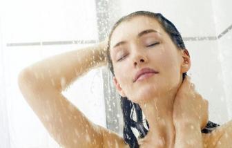 5 sai lầm khi tắm gây tổn thương da