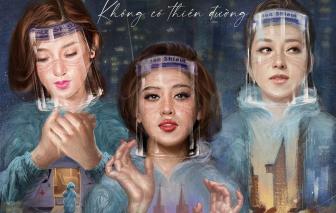 """Hoạ sĩ Lê Sa Long """"cự"""" vì bị dự án """"Bản mệnh thiên thần"""" sử dụng tên"""