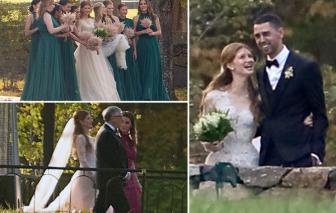 Tỷ phú Bill Gates và vợ cũ cùng dắt tay con gái vào lễ đường trong tiệc cưới hơn 2 triệu USD