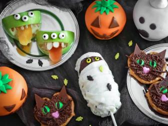 20 món ăn đơn giản cho đêm tiệc Halloween