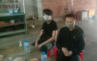 Bắt giữ 2 người nước ngoài trốn chốt kiểm soát COVID-19