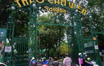 Đề xuất hỗ trợ 23,4 tỷ đồng cho Thảo Cầm Viên Sài Gòn