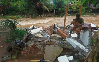 Ít nhất 25 người thiệt mạng vì lũ lụt và lở đất tại Ấn Độ