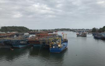 Quảng Ngãi: 6 tàu nỗ lực tìm kiếm 4 ngư dân mất tích