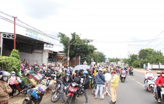 Đắk Lắk: Dừng cấp giấy xác nhận ra, vào tỉnh
