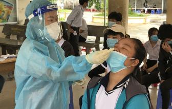 Dự kiến 25/10, học sinh THCS, THPT ở Nha Trang học trực tiếp trở lại