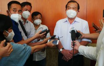 Ông Lê Minh Tấn: Tôi không có nói chưa ai khốn khổ, khó khăn