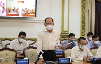 Sở Y tế TPHCM đề nghị các quận, huyện đánh giá cấp độ dịch không chạy theo thành tích