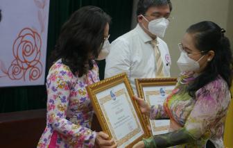 Hội LHPN TPHCM họp mặt kỷ niệm 91 năm Ngày thành lập Hội LHPN Việt Nam