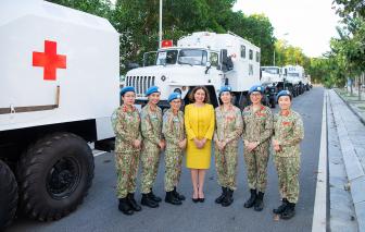 Ngày Phụ nữ Việt Nam 20/10 đánh dấu tháng hành động vì giới của Đại sứ quán Úc