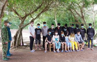 Tây Ninh bắt giữ 21 đối tượng vượt biên trái phép