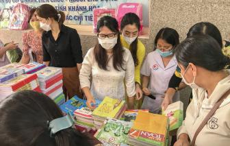 Gian hàng 0 đồng của các y, bác sĩ ở Khánh Hòa