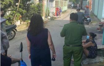 TPHCM: Thanh niên ngang nhiên xông vào nhà bế cháu bé bỏ chạy