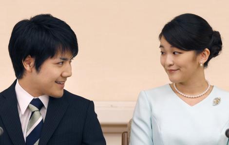 Công chúa Nhật Bản sẵn sàng hy sinh tất cả để bảo vệ hôn phu