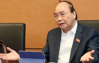 """Chủ tịch nước Nguyễn Xuân Phúc: """"Thích ứng an toàn với COVID-19 nhưng không chủ quan"""""""