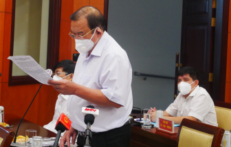 Giám đốc Sở LĐ-TB&XH TPHCM xin lỗi về phát ngôn 'chưa ai thiếu ăn, thiếu mặc'