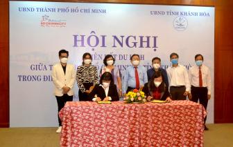 Khánh Hòa và TPHCM liên kết du lịch an toàn với dịch COVID-19