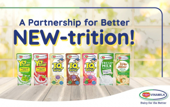 Liên doanh của Vinamilk tại Philippines ra mắt sản phẩm tại các chuỗi siêu thị lớn và kênh thương mại điện tử