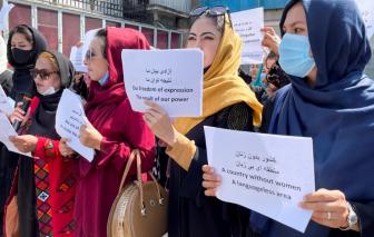 Liên Hiệp Quốc kêu gọi viện trợ để thúc đẩy quyền của phụ nữ ở Afghanistan