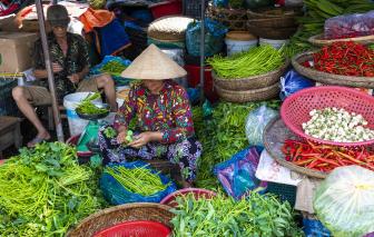 """Sài Gòn mùa bình thường mới, """"đi chợ"""" có dễ như bình thường"""