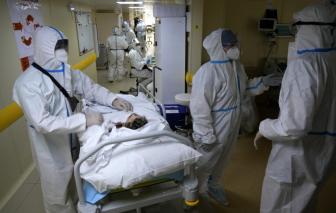 Tổng thống Nga yêu cầu người dân nghỉ làm 1 tuần do số ca nhiễm và tử vong tăng đột biến