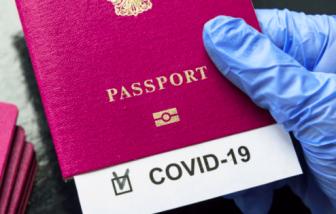 """Việt Nam công nhận """"hộ chiếu vắc xin"""" của 72 quốc gia, vùng lãnh thổ"""