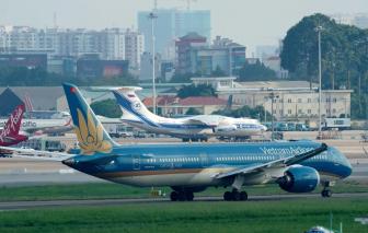 Đề xuất khôi phục đường bay quốc tế theo 4 giai đoạn