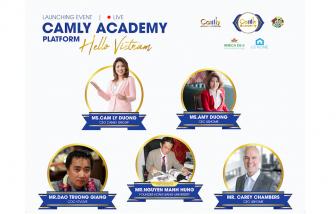 Ra mắt nền tảng giáo dục Camly Academy Platform do người Việt thực hiện