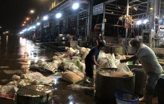 Sau chợ đầu mối Hóc Môn, chợ Bình Điền dự kiến mở lại từ đầu tháng 11/2021