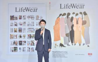 """UNIQLO giới thiệu BST Thu/Đông 2021 cùng chủ đề """"Neighborhood Living"""""""