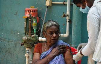 Hàng chục triệu người Ấn Độ không được tiêm chủng đầy đủ vào cuối năm 2021