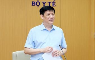 Bộ trưởng Bộ Y tế: Nguy cơ bùng phát dịch rất lớn trong thời gian tới!