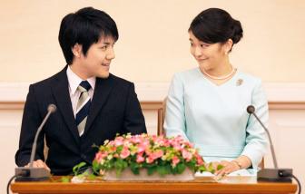 Con đường tình gian truân của công chúa Nhật Bản