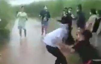 Khánh Hòa: Công an đang làm rõ vụ hai học sinh đánh nhau
