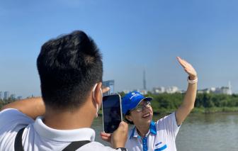 TPHCM khôi phục tour du lịch đường sông Bạch Đằng - Cần Giờ