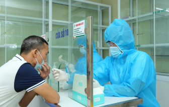 Số ca mắc COVID-19 của TPHCM và Việt Nam tăng sau 24 giờ