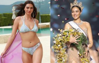 Tân Hoa hậu Hoàn vũ Thái Lan và cuộc chiến chống miệt thị ngoại hình