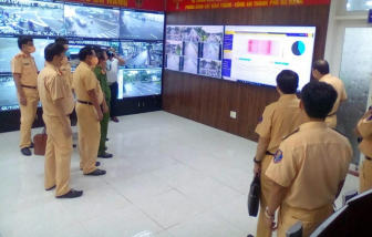 Bàn giao hệ thống giám sát xử lý vi phạm giao thông trên QL1A cho 3 tỉnh, thành phố